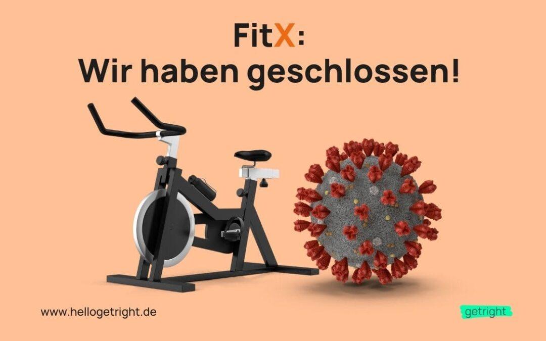 FitX Fitnessbeiträge zurückfordern